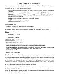 compte-rendu du CM du 06-02-20 PRESSE