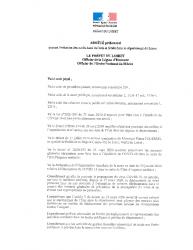 arrêté préfectoral portant limitation des accès dans les bois et forêts dans le Loiret