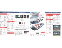 tour auto flyers